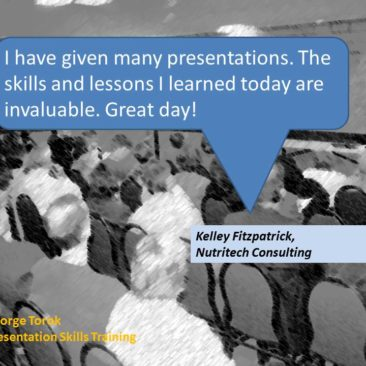 Presentation skills training Toronto