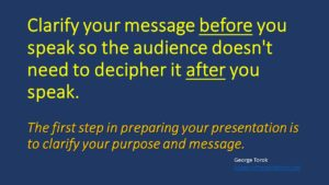 Presentation skills tips words to avoid Stuff