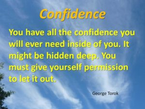 Presentation skills tips confidence
